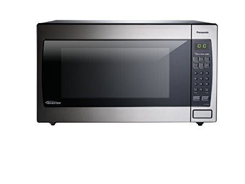 Panasonic NN-SN966S Countertop/Built-In Microwave with Inverter Technology, 2.2  cu. ft. , Stainless (Microwaves Countertop Panasonic compare prices)