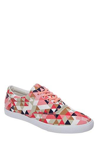 Delta Canvas Low Top Sneaker