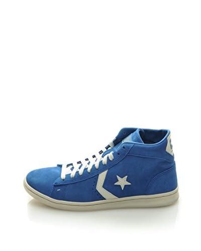 Converse Zapatillas Pro Leather Lp Mid Suede