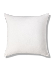 Autograph Velvet Cushion with Silk