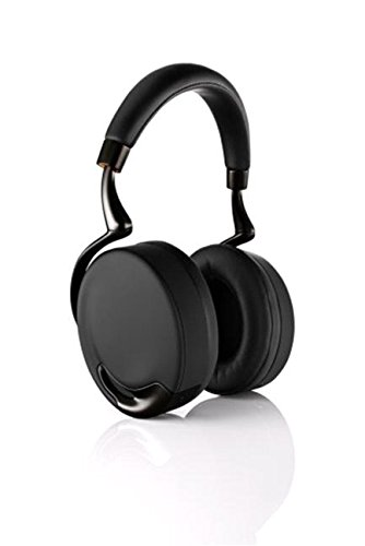 Parrot Zik Wireless Noise Cancelling Headphones with Touch Control - Black