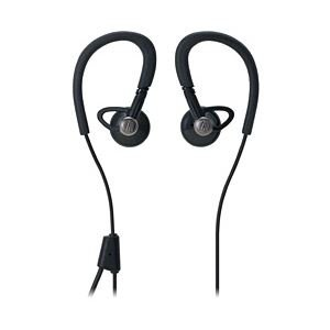 audio-technica 防水仕様iPod/iPhone/iPad専用インナーイヤーヘッドホン ブラック ATH-CP500i BK
