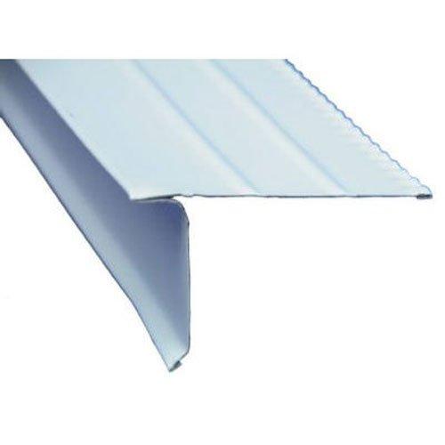 Amerimax F5M 10' White Drip Edge (Roof under under shingles)