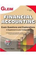Financial Accounting Exam Questions and Explanations