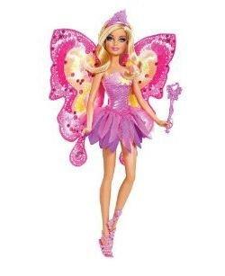 Blonde Barbie Opp Fairy Doll