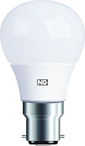 6W LED Bulb Warm White