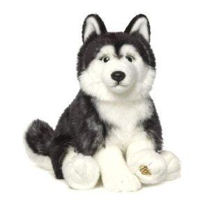 Amazon.com: Webkinz Signature Siberian Husky: Toys & Games
