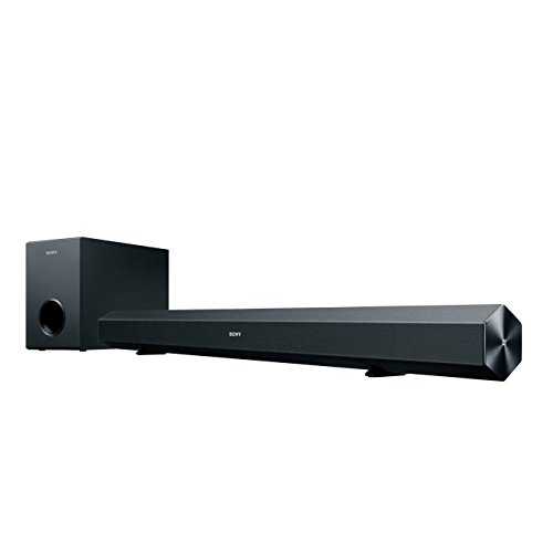 Sony HT-CT60BT Bluetooth Sound Bar with Subwoofer 2.1 Home Theater - Black (Sony Tv Sound Bar compare prices)