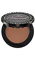 Too Faced Chocolate Soleil Matte Bronzing Powder With Real Cocoa In CHOCOLATE, .14 oz