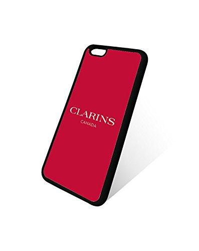 Cute Iphone 6 6s(4.7inch) Custodia Case Brand Clarins Logo Modello Slim Style Protect Your Phone(Apple Iphone 6s), Clarins Paris Cellulari Anti scivolo Design