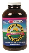 Spirulina Pacifica Powder 16 oz  Multi-Pack