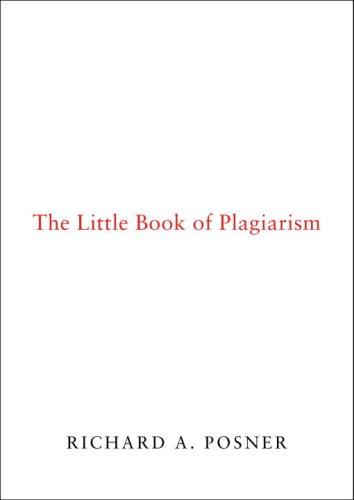 The Little Book of Plagiarism