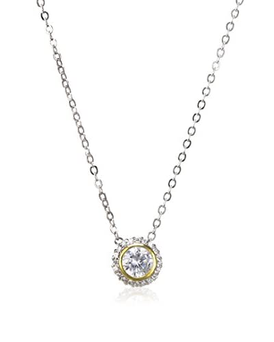 CZ BY KENNETH JAY LANE Set catenina e pendente Classic