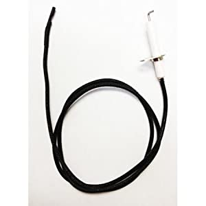 "50000523 Vermont Castings 28"" Long Ignitor Wire & Ceramic Electrode Assembly by Vermont Castings"