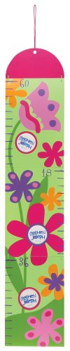 Stephen Joseph Growth Chart, Flower