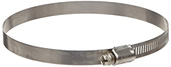 Murray CHX Series Stainless Steel Worm Gear Hose Clamp