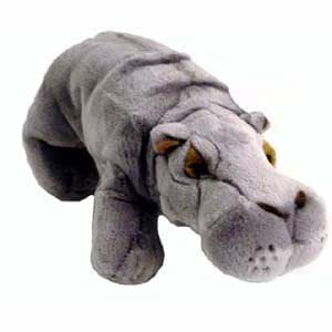 """Hippo Soft Toy 12"""" long"""