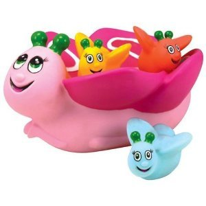 Butterfly Family Bath Toy - Floating Fun!