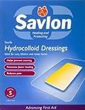 Savlon Sterile Hydrocolloid Dressings 5 Dressings