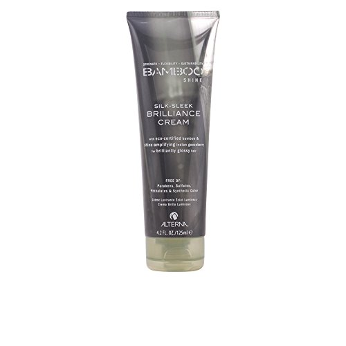 Alterna Bamboo Shine Silk-Sleek Brilliance Cream for Unisex,