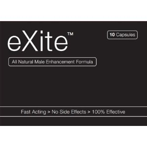 10 Exite Supplements For Penis Enlargement-Increased Sperm Production-More Stamina-And Multiple Erections