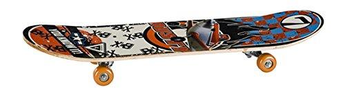 """Vision One PO13_DES_01 - Skateboard per bambini, motivo \Planes\"""""""