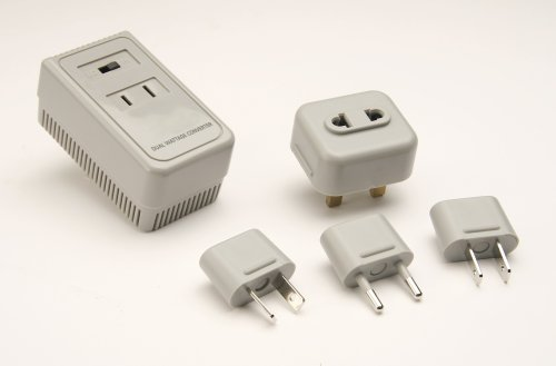 1875 Watts Travel Voltage Converter/Adapter Kit For Worldwide Use(Vm 1875K) Includes Foreign Adapters