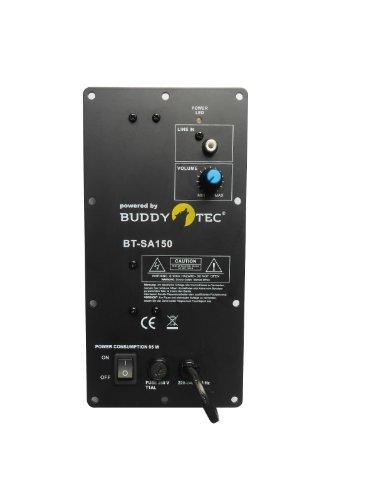 150-Watt-Aktives-Digital-Einbau-Verstrkermodul-mit-Schaltnetzteil-90dB