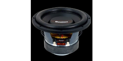 Boston Acoustics G310-44 10-Inch 375 Watt Rms Dual 4 Ohm G3 Series Subwoofer