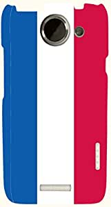 Lovely multicolor printed protective REBEL mobile back cover for HTC One X+ ( X Plus ) D.No.N-T-4946-htcX