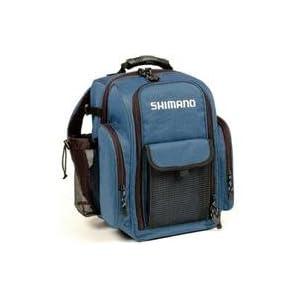 2009 SHIMANO Blackmoon Compact Backpack Tackle Bag