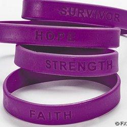 144 purple silicone pancreatic cancer