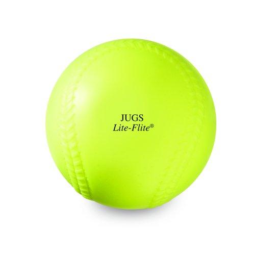 Jugs Lite-Flite 11-Inch Softballs (One Dozen)