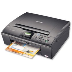 Brother DCP-J315W Colour Multifunction Flatbed Inkjet Printer Ref DCP-J315W