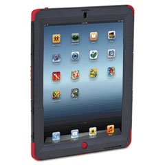 * Safeport Case Rugged Max Pro, For Ipad 3/4, Red * front-399621