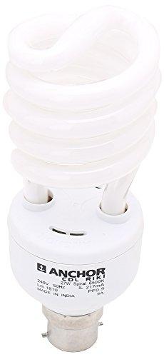 Anchor-Panasonic-B22-27-Watt-CFL-Bulb-(Pack-of-1,-White)