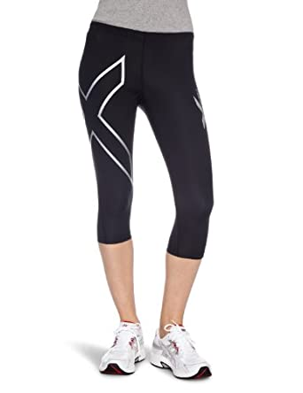 2XU Ladies Compression 3 4 Tights by 2XU