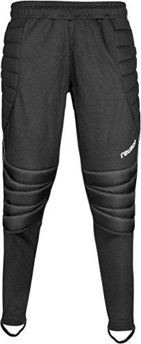 Reusch pantaloni sportivi Unisex bambino Detainer Pants Junior, Bambini, Trainingshose Detainer Pants Junior, nero, M