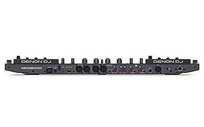 Denon DJ MCX8000 Standalone DJ Player and Serato DJ Controller by inMusic Brands Inc.