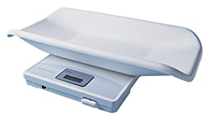 Tanita 1584 White Digital Baby Scale