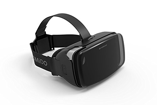 homido homido Virtual Reality homido V2 Headphones - Black