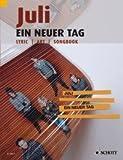 echange, troc Juli - Ein neuer Tag - Lyric Art Songbook - chant et guitare/clavier - Recueil de chansons - ED 20071