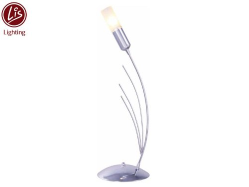 Lis Lighting Luminaire Lampe de Bureau Gasper Lis Lighting 1813B Argent