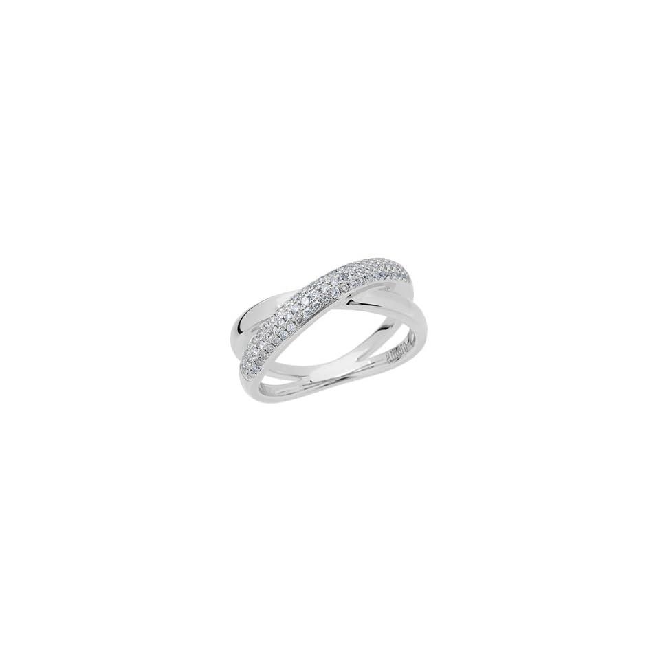 0.29 Carat 18kt White Gold Diamond Ring
