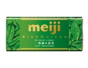 Meiji's Popular Matcha Chocolate Bar - RICH Matcha Green Tea Chocolate by Meiji
