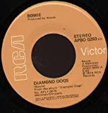 DIAMOND DOGS / HOLY HOLY (45/7