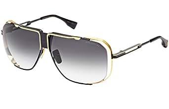 Amazon.com: Dita Cascais Sunglasses 63 mm Black: Clothing