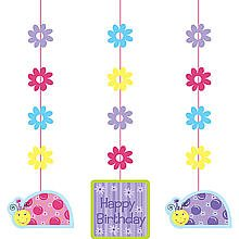 Lil' Lady Hanging Cutotus Package of 3