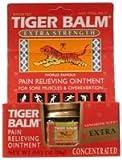 Tiger Balm Tiger Balm Red, 0.14 Fl Oz