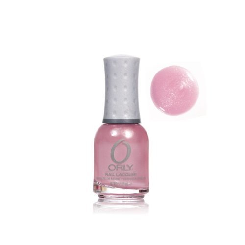 Orly Nail Lacquer, Girly, 0.6 Fluid Ounce (Girly Nail Polish compare prices)